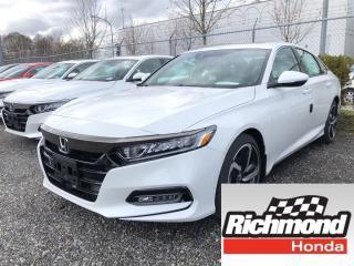 New 2018 Honda Accord Sport for sale in Richmond, BC