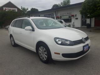 Used 2011 Volkswagen GOLF SPORTWAG0N 2.5L COMFORTLINE for sale in Waterdown, ON