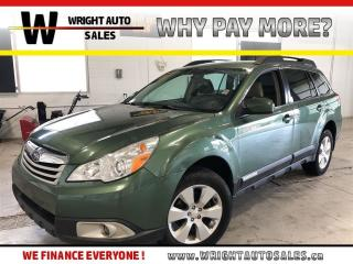 Used 2012 Subaru Outback 2.5I|AWD|LOW MILEAGE|BLUETOOTH|88,961 KMS for sale in Cambridge, ON