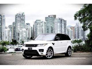 Used 2016 Land Rover Range Rover Sport V8 Autobiography Supercharged for sale in Vancouver, BC