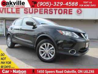 Used 2017 Nissan Qashqai SV | B\T | B\U CAM | SUNROOF | ECO | LOW KM !! | for sale in Oakville, ON
