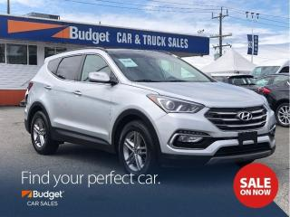 Used 2018 Hyundai Santa Fe Sport Intuitive All Wheel, Bluetooth, Low Kms for sale in Vancouver, BC