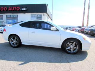 Used 2003 Acura RSX Type-S 6 Spd MANUAL COUPE SUNROOF LEATHER ALLOYS for sale in Milton, ON