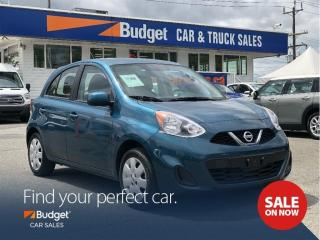 Used 2016 Nissan Micra Ever Fuel Efficient, Bluetooth, Traction Control for sale in Vancouver, BC