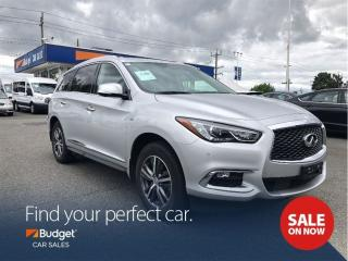 Used 2018 Infiniti QX60 7 Passenger Luxury, Save Thousands, Fully Serviced for sale in Vancouver, BC