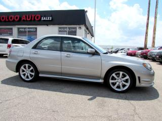 Used 2006 Subaru Impreza WRX WRX AWD Manual Turbo Certified 2YR Warranty for sale in Milton, ON