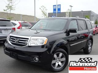 Used 2015 Honda Pilot Touring 4WD 5AT for sale in Richmond, BC