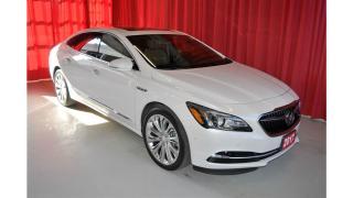 Used 2017 Buick LaCrosse Premium | AWD | Nav | Sunroof | One Owner for sale in Listowel, ON