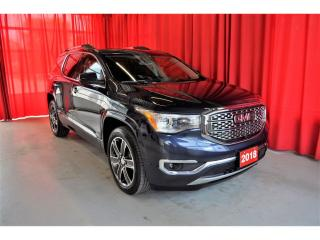 Used 2018 GMC Acadia Denali | AWD | Nav | Roof | DVD for sale in Listowel, ON