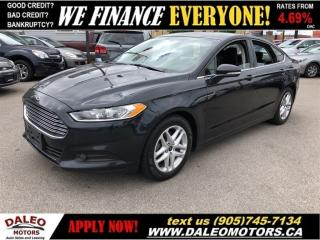 Used 2014 Ford Fusion SE| BACKUP CAM| NAV| BLUETOOTH for sale in Hamilton, ON