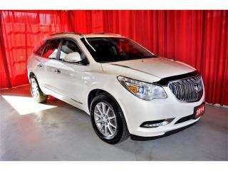Used 2014 Buick Enclave AWD | Leather | Sunroof | 7-Pass for sale in Listowel, ON