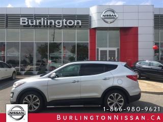 Used 2014 Hyundai Santa Fe SPORT PREMIUM for sale in Burlington, ON