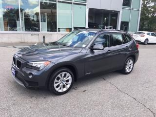 Used 2014 BMW X1 xDrive28i for sale in Burnaby, BC
