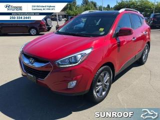 Used 2014 Hyundai Tucson 2.4L GLS AWD  - Certified for sale in Courtenay, BC