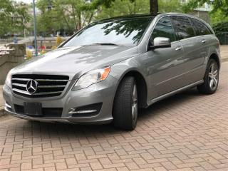 Used 2012 Mercedes-Benz R-Class ................SOLD............................ for sale in Vancouver, BC