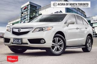 Used 2014 Acura RDX Tech at Acura Certified | Navi| Back-Up Camera| Bl for sale in Thornhill, ON