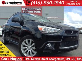 Used 2011 Mitsubishi RVR GT   PANO ROOF   AWD   CLEAN CARPROOF   for sale in Georgetown, ON