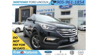 Used 2017 Hyundai Santa Fe Sport AWD | REAR CAM | HEATED SEATS AND WHEEL | for sale in Brantford, ON