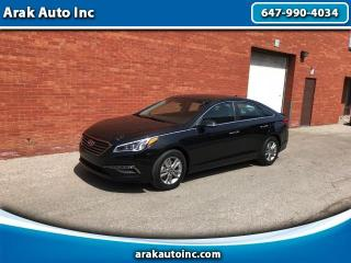 Used 2015 Hyundai Sonata SE for sale in Mississauga, ON