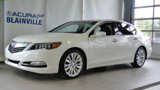 Used 2014 Acura RLX ** TECHNOLOGIE ** P-AWS ** for sale in Blainville, QC