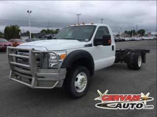 Used 2012 Ford F-550 Xl 4x6 V10 for sale in Saint-georges-de-champlain, QC