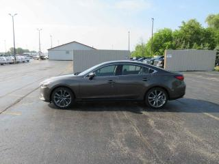 Used 2016 Mazda MAZDA6 GT FWD for sale in Cayuga, ON