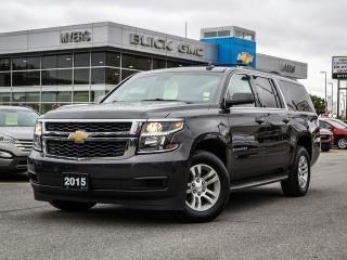 Used 2015 Chevrolet Suburban LT, 4X4, REAR VISION CAMERA, MAX TRAILERING PKG for sale in Ottawa, ON