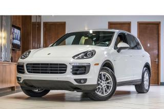 Used 2016 Porsche Cayenne Diesel Toit Pano for sale in Montréal, QC