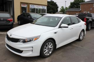 Used 2018 Kia Optima LX Heated Sets and Steering Wheel Backup Cam for sale in Brampton, ON