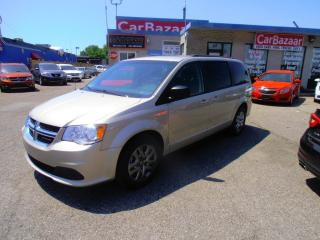 Used 2015 Dodge Grand Caravan SXT WITH NAVIGATION for sale in Brampton, ON
