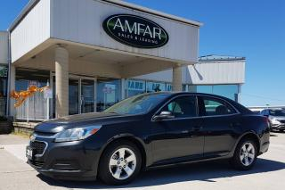 Used 2015 Chevrolet Malibu GREAT ON GAS / NO PAYMENTS FOR 6 MONTHS !!!! for sale in Tilbury, ON