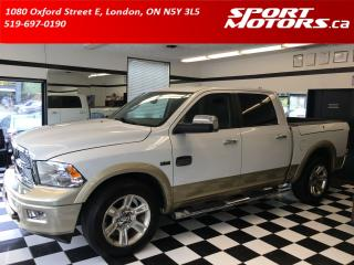Used 2012 RAM 1500 Laramie Longhorn 5.7L V8! New Brakes+Camera+NAVI! for sale in London, ON
