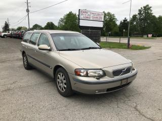 Used 2002 Volvo V70 w/Sunroof for sale in Komoka, ON
