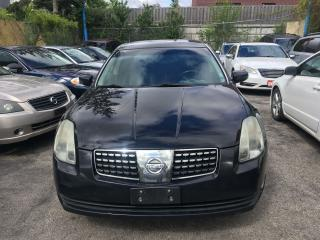 Used 2004 Nissan Maxima for sale in Scarborough, ON