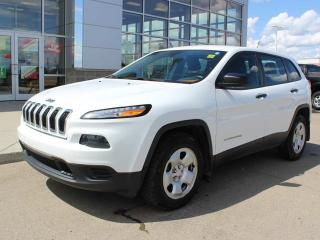 Used 2015 Jeep Cherokee Sport for sale in Peace River, AB