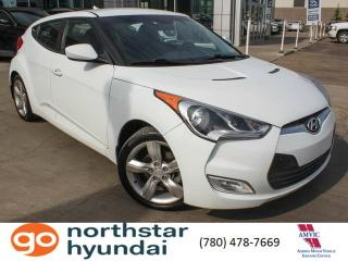 Used 2013 Hyundai Veloster AIRCONDITIONING/POWEROPTIONS for sale in Edmonton, AB