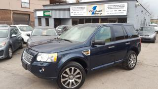 Used 2008 Land Rover LR2 HSE for sale in Etobicoke, ON