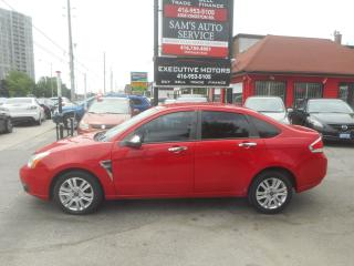 Used 2008 Ford Focus SES for sale in Scarborough, ON