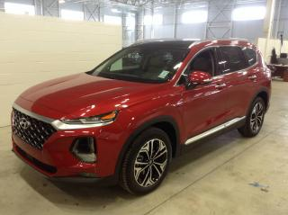 Used 2019 Hyundai Santa Fe Sport AWD ULTIMATE CUIR TOIT PANO NAV ++ for sale in Longueuil, QC