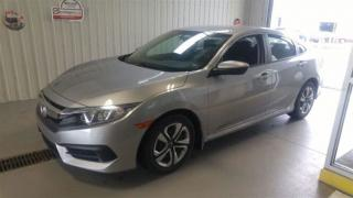 Used 2016 Honda Civic LX for sale in Gatineau, QC