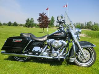 Used 2009 Harley-Davidson ROAD KING FLHRI for sale in Blenheim, ON