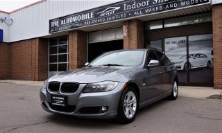Used 2011 BMW 328xi 328i xDrive AWD MANUAL SUNROOF NO ACCIDENT for sale in Mississauga, ON