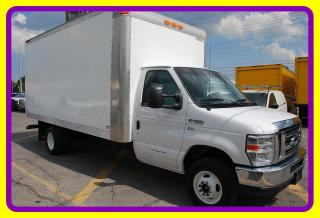 Used 2012 Ford E450 16' Econoline Cube, Ramp, LOW KM! for sale in Woodbridge, ON
