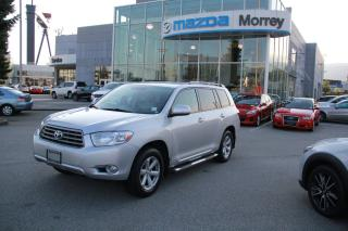 Used 2008 Toyota Highlander 4-door 4WD V6 SR5 5A 7-Pass for sale in Surrey, BC