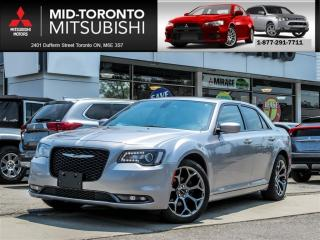 Used 2016 Chrysler 300 300S Leather|Nav|Panoramic Sunroof for sale in North York, ON