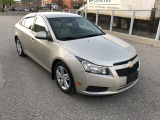 Used 2014 Chevrolet Cruze Navigation I Backup Camera I Diesel for sale in North York, ON