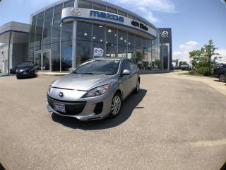 Used 2013 Mazda MAZDA3 Sport GS-SKY, NOACCIDENTS, ALLOY WHEELS, BLUETOOTH for sale in Mississauga, ON