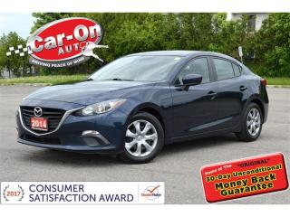 Used 2014 Mazda MAZDA3 SKYACTIV AUTO A/C BLUETOOTH ONLY 59,000 KM for sale in Ottawa, ON