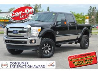 Used 2016 Ford F-250 CREW 6.7L DIESEL ONLY 47, 000 KM for sale in Ottawa, ON