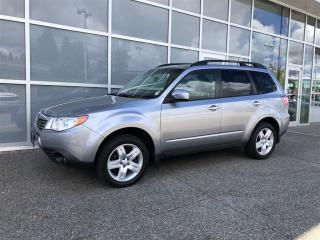 Used 2010 Subaru Forester 2.5x Limited for sale in Surrey, BC